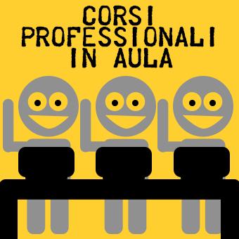 Corsi tecnici in aula su Roma e Lecce